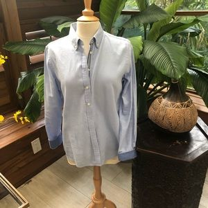 Banana Republic oxford button down shirt